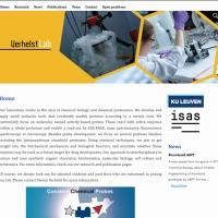 Verhelst-Lab-website