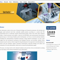 Verhelst-Lab-website